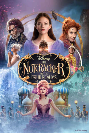 movie poster for The Nutcracker And The Four Realms