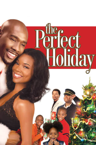movie poster for The Perfect Holiday