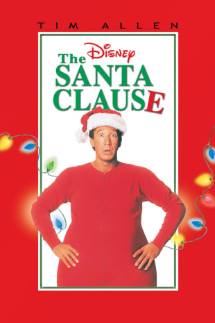 movie poster for The Santa Clause