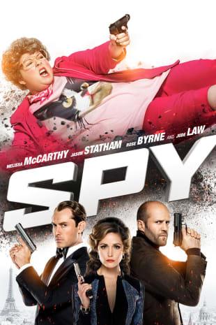 movie poster for Spy