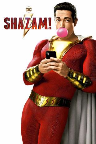 movie poster for Shazam!
