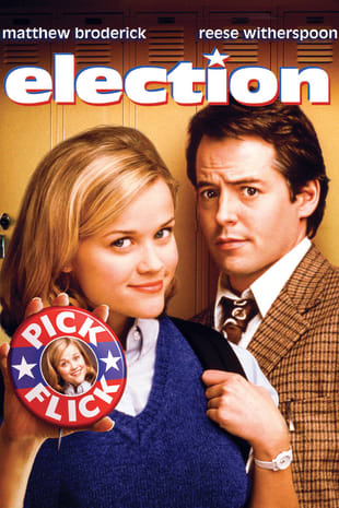 movie poster for Election (1999)