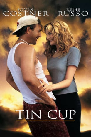 movie poster for Tin Cup