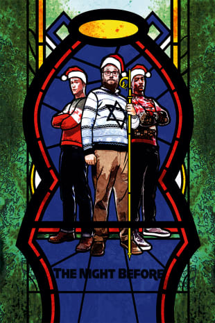 movie poster for Night Before, The
