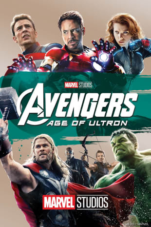 movie poster for Avengers: Age Of Ultron