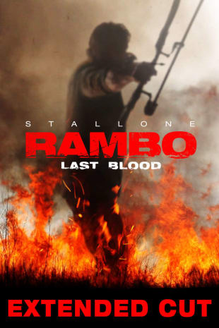 movie poster for Rambo: Last Blood - Extended Cut