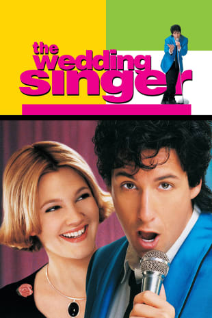 movie poster for The Wedding Singer