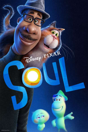 movie poster for Soul