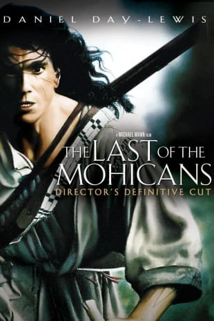 movie poster for The Last of the Mohicans