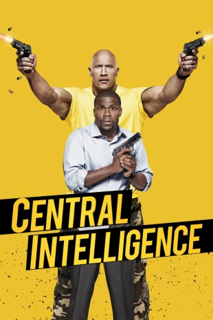 movie poster for Central Intelligence