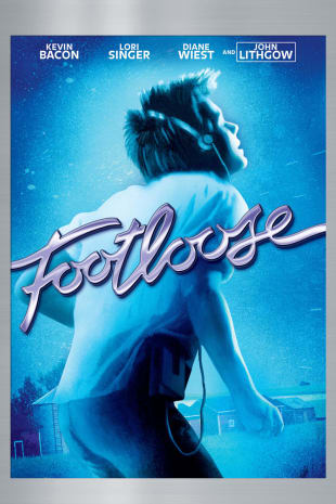 movie poster for Footloose (1984)