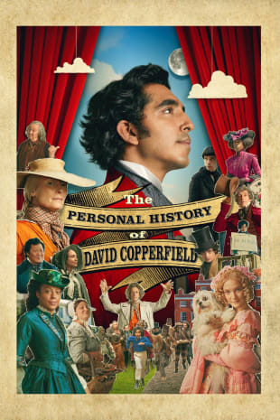 movie poster for The Personal History Of David Copperfield