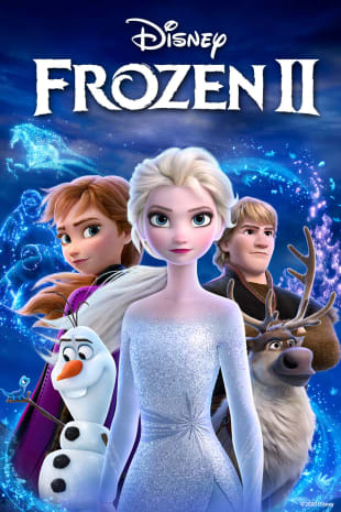 movie poster for Frozen 2