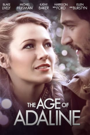 movie poster for The Age Of Adaline