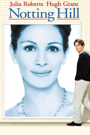 movie poster for Notting Hill