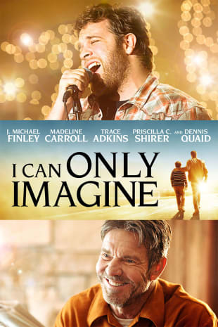 movie poster for I Can Only Imagine