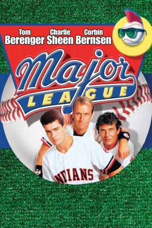 movie poster for Major League