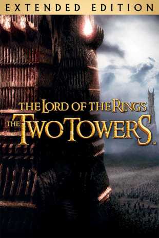 movie poster for The Lord of The Rings: The Two Towers (Extended Edition)