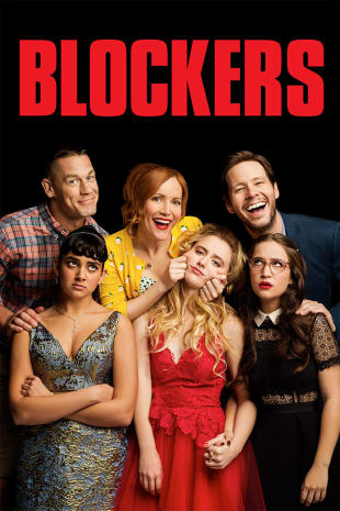 movie poster for Blockers