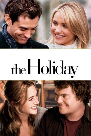 movie poster for The Holiday
