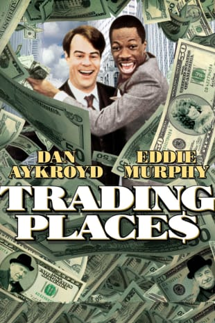 movie poster for Trading Places