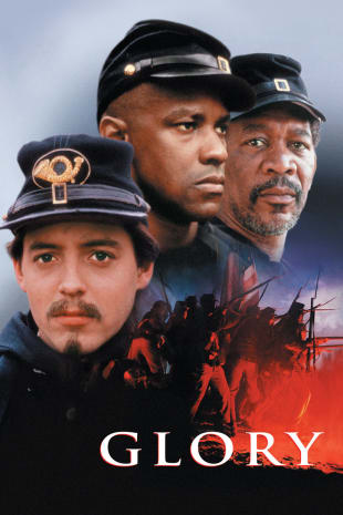 movie poster for Glory (1989)