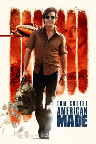 movie poster for American Made