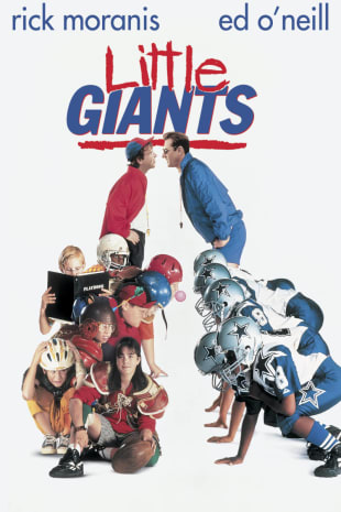 movie poster for Little Giants