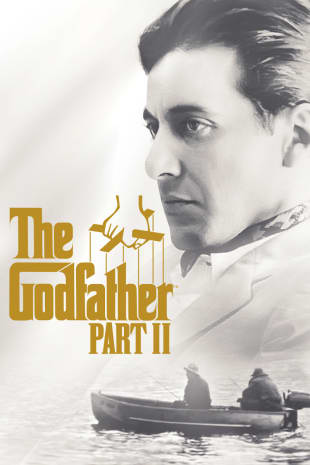 movie poster for The Godfather Part II