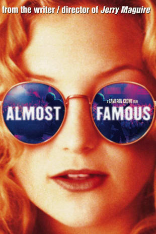 movie poster for Almost Famous