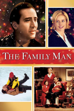 movie poster for The Family Man