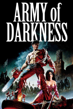 movie poster for Army Of Darkness