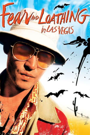 movie poster for Fear And Loathing In Las Vegas