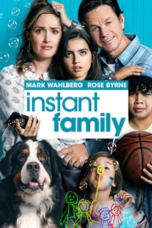 movie poster for Instant Family