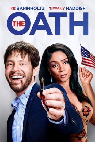 movie poster for The Oath