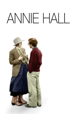 movie poster for Annie Hall
