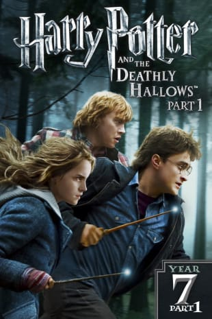movie poster for Harry Potter & Deathly Hallows: Part 1