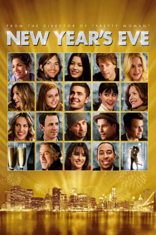 movie poster for New Year's Eve