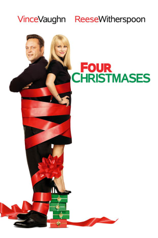 movie poster for Four Christmases