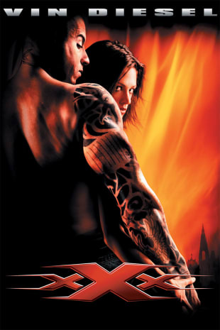 movie poster for XXX