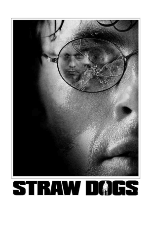 movie poster for Straw Dogs