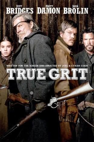 movie poster for True Grit (2010)