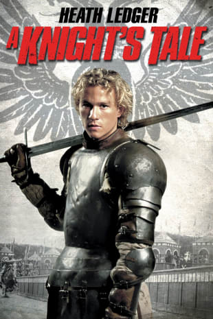 movie poster for A Knight's Tale