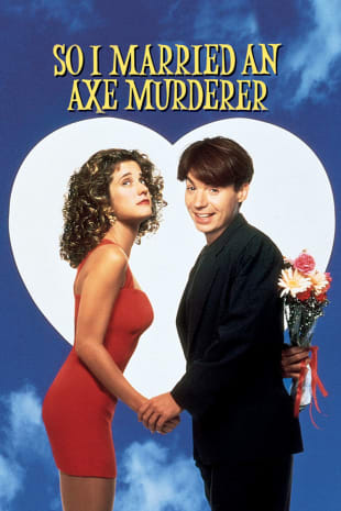 movie poster for So I Married an Axe Murderer