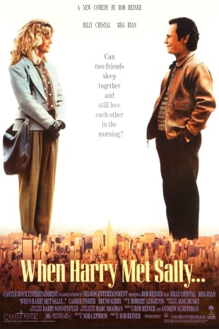 movie poster for When Harry Met Sally