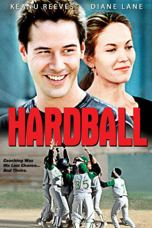 movie poster for Hardball