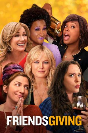 movie poster for Friendsgiving