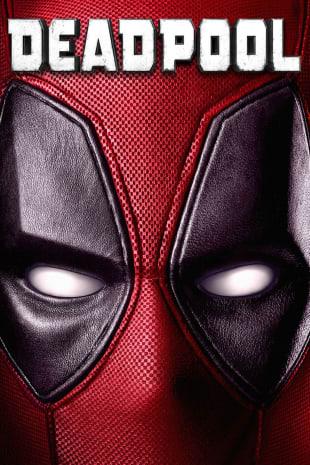 movie poster for Deadpool