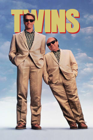 movie poster for Twins