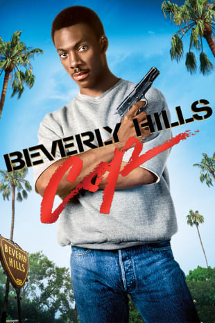 movie poster for Beverly Hills Cop